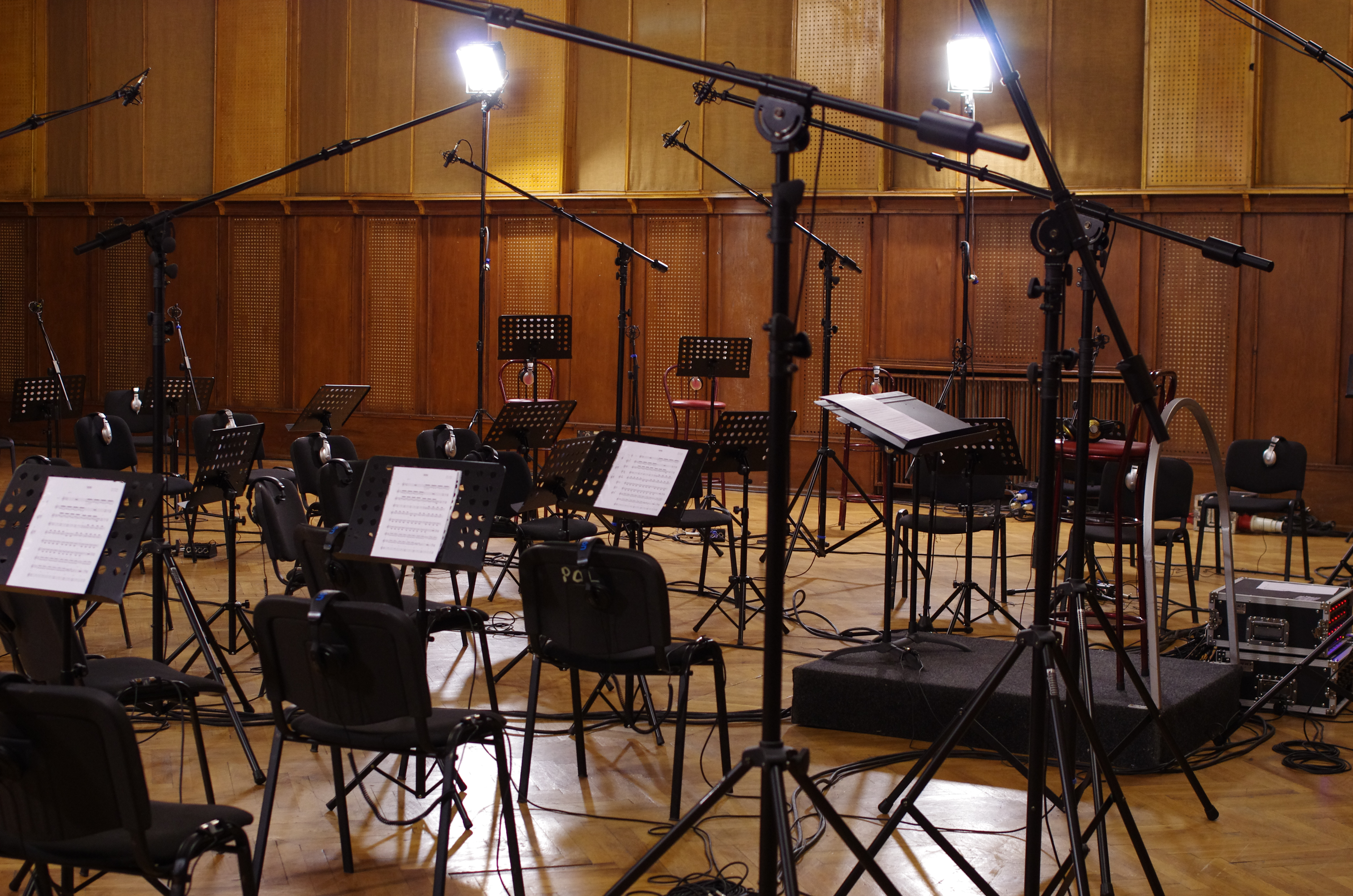 BUCHAREST RECORDING GROUP 3