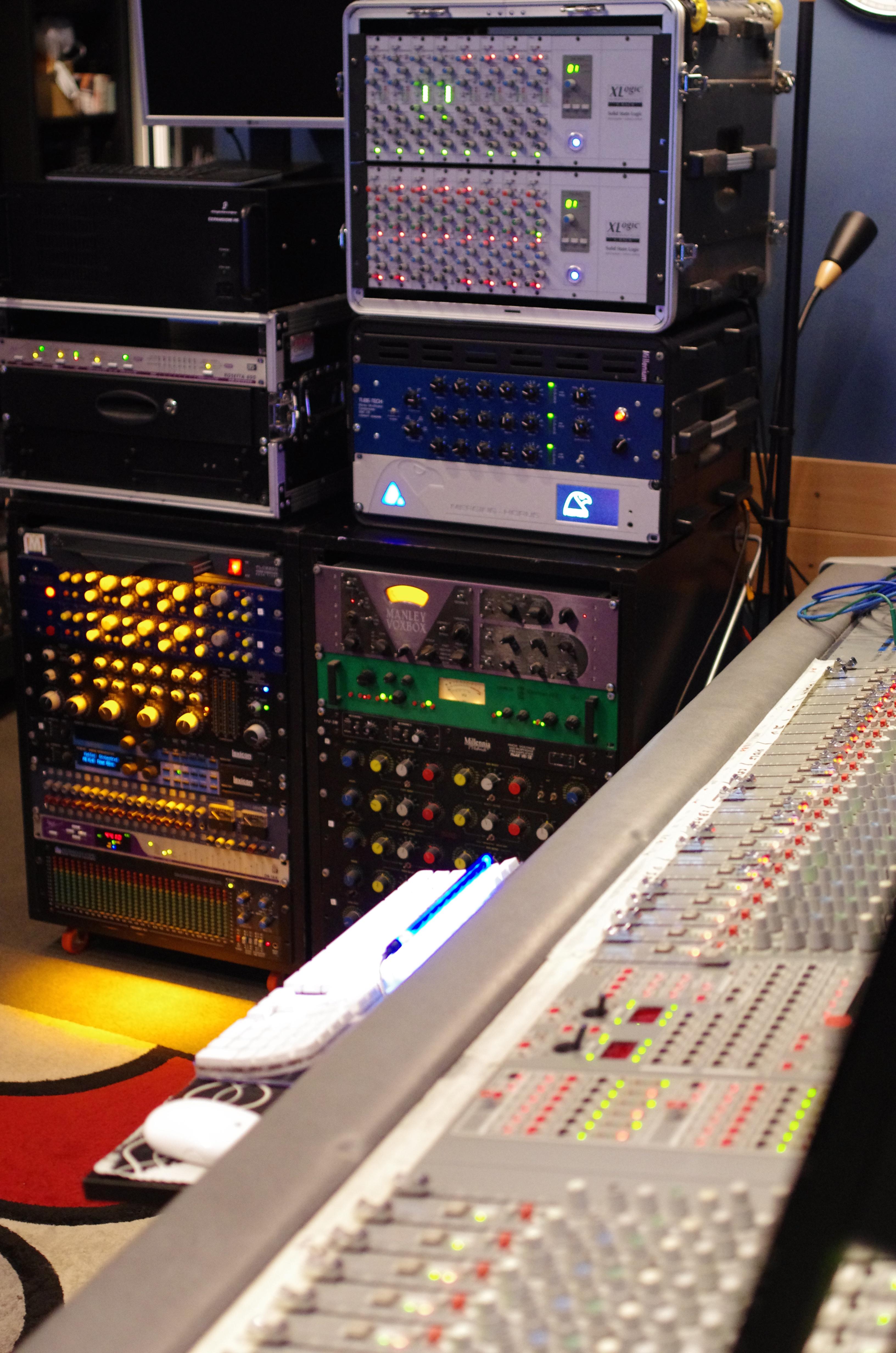 photo millenium audio recording 10
