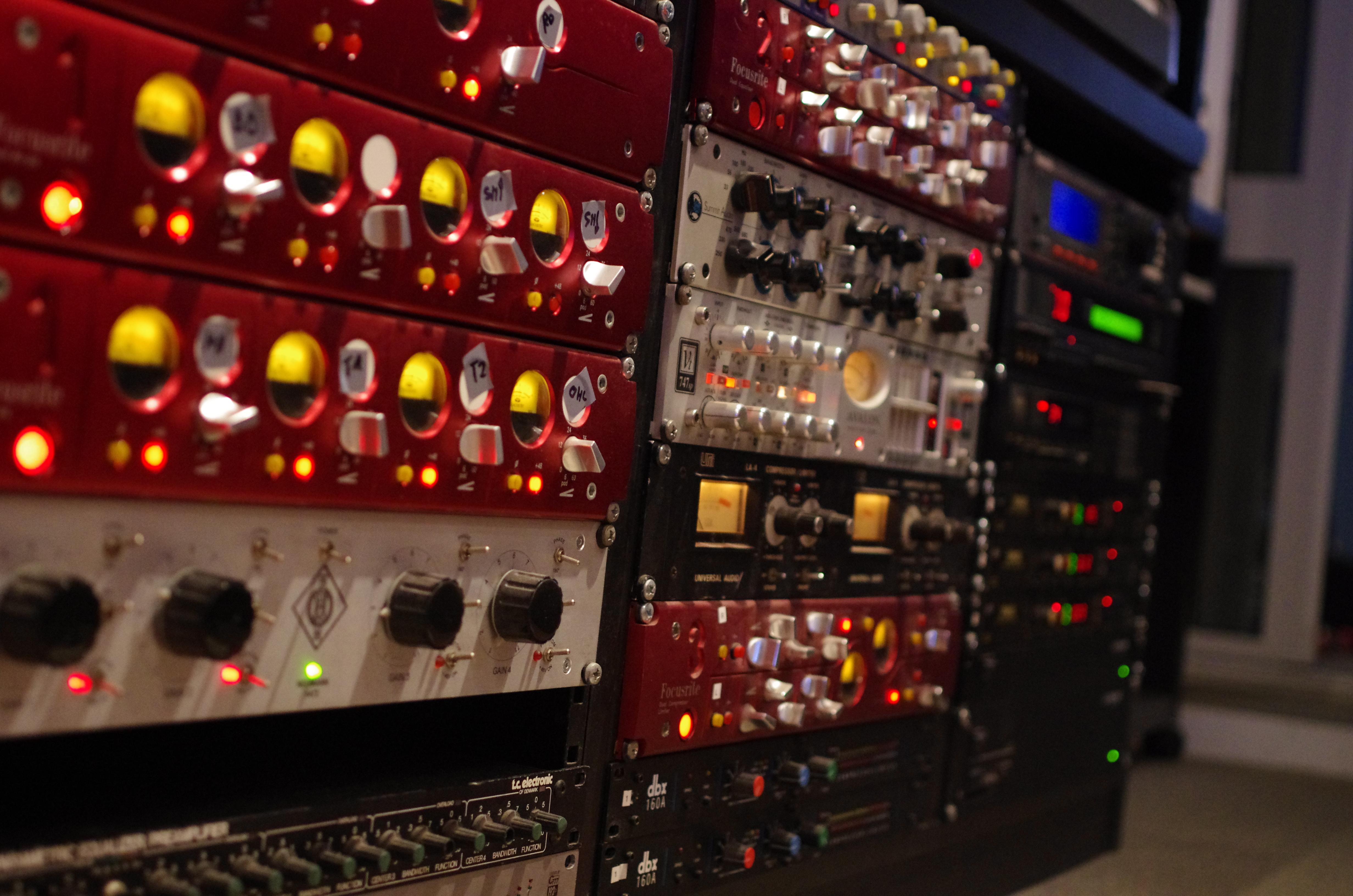 photo millenium audio recording 12