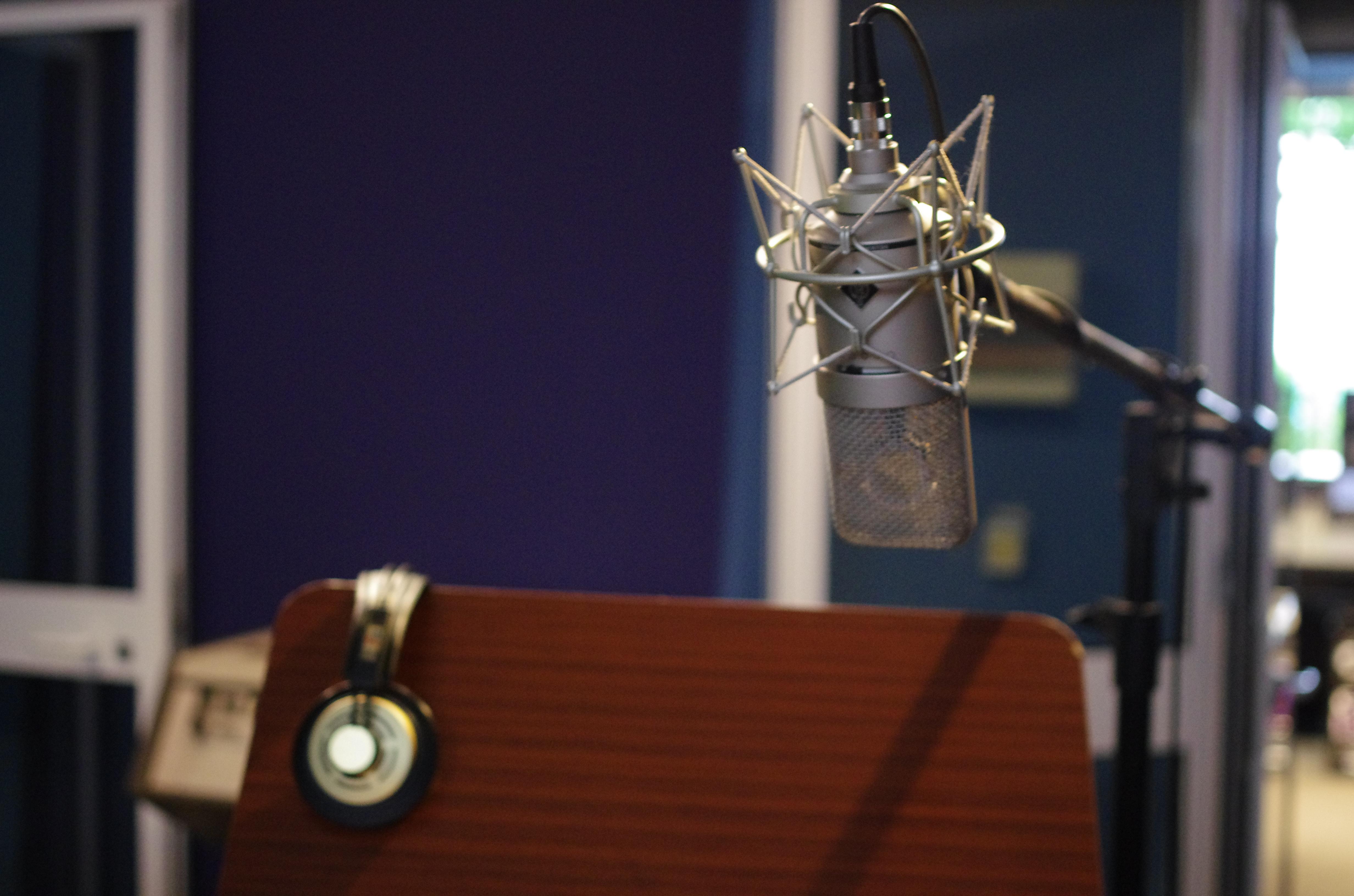photo millenium audio recording 17