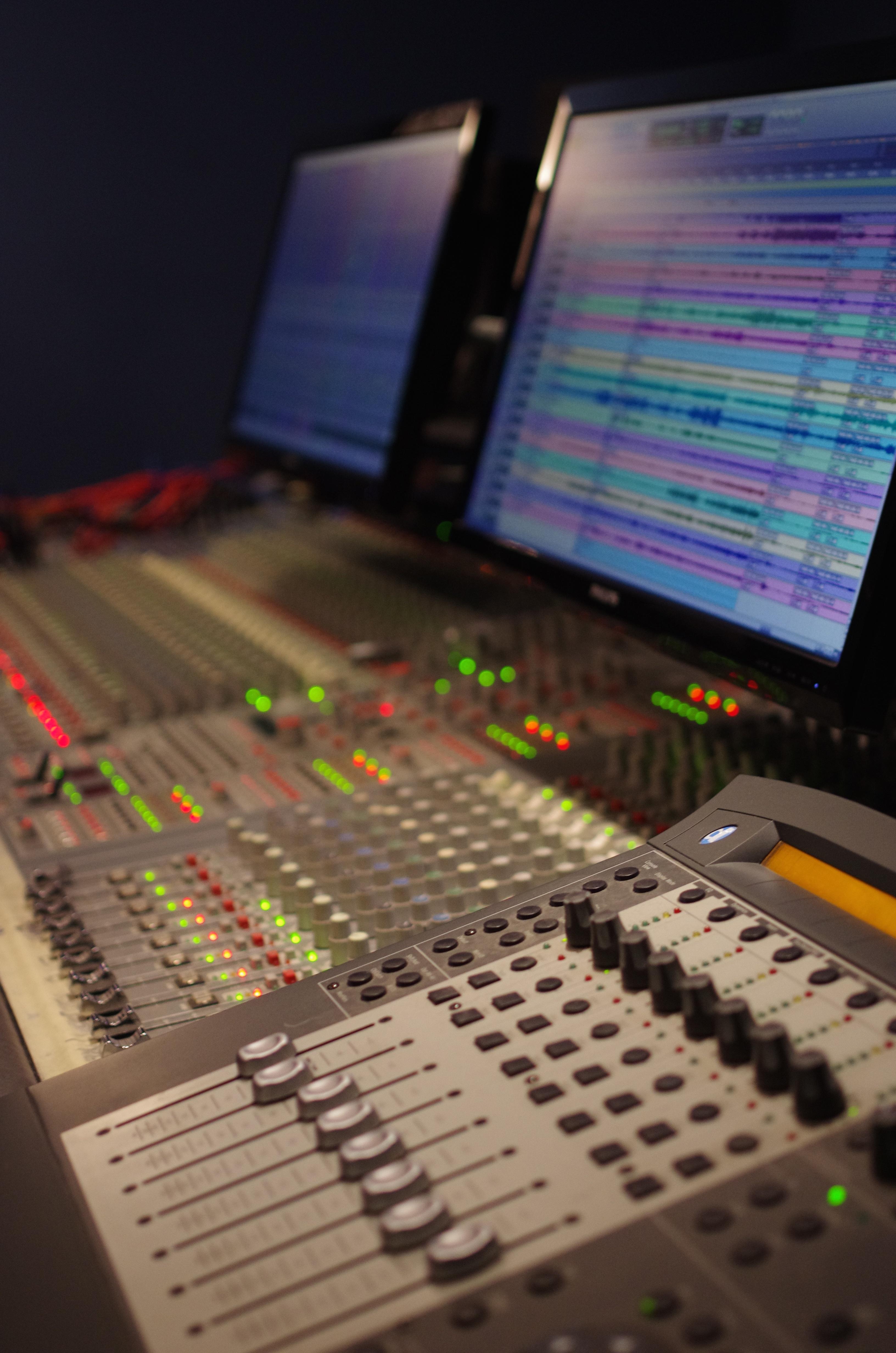 photo millenium audio recording 3