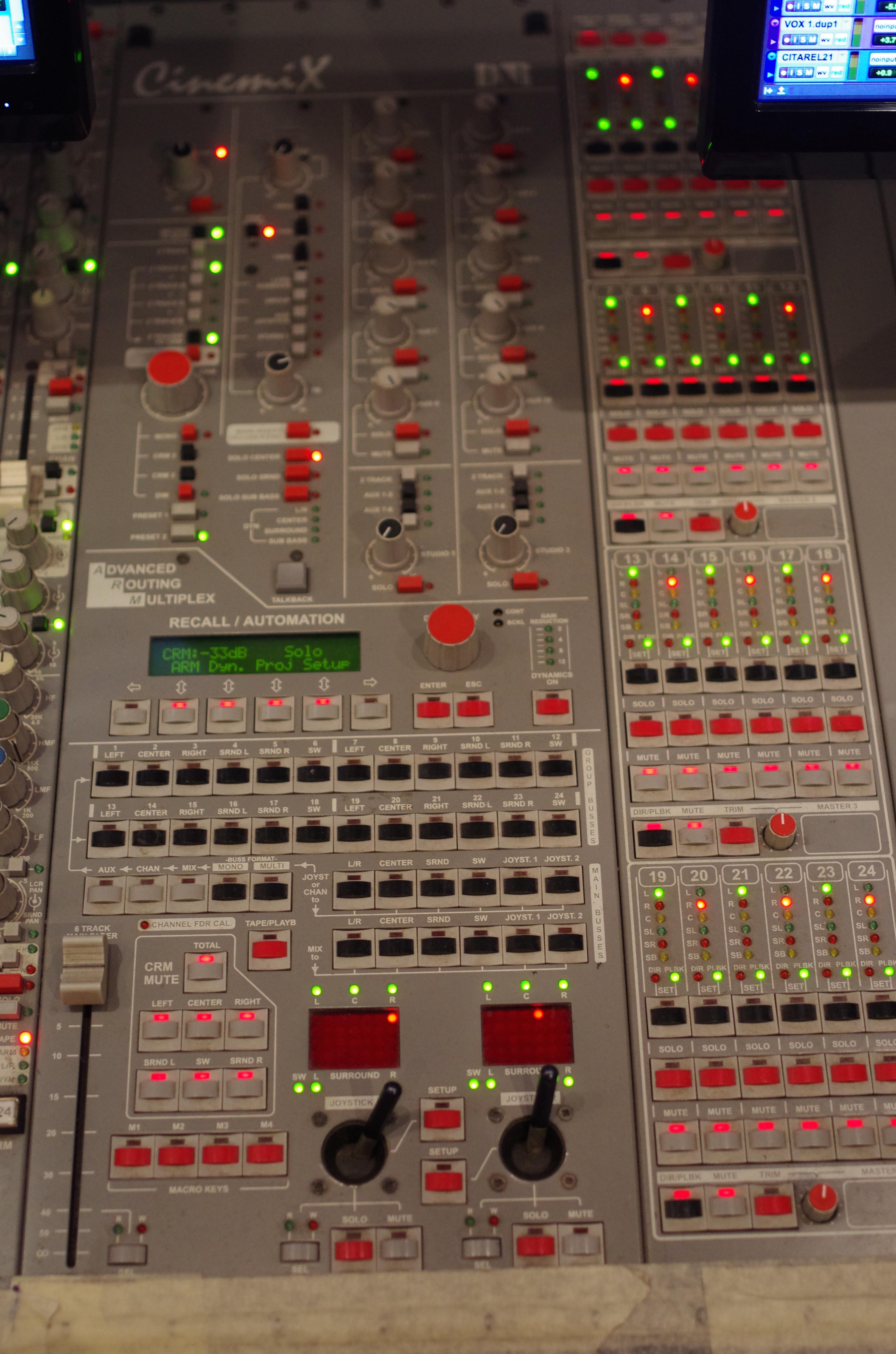 photo millenium audio recording 4