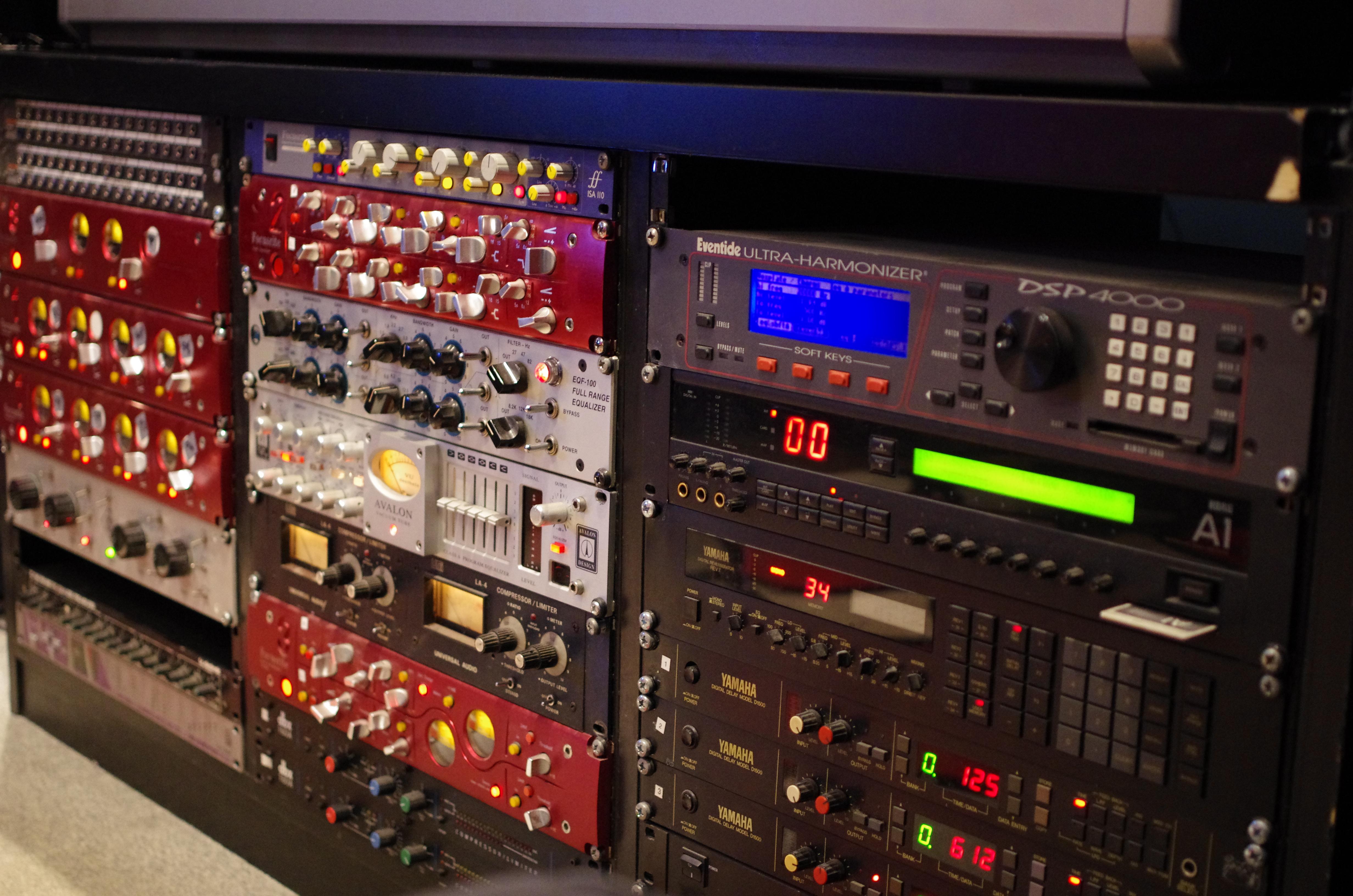 photo millenium audio recording 5