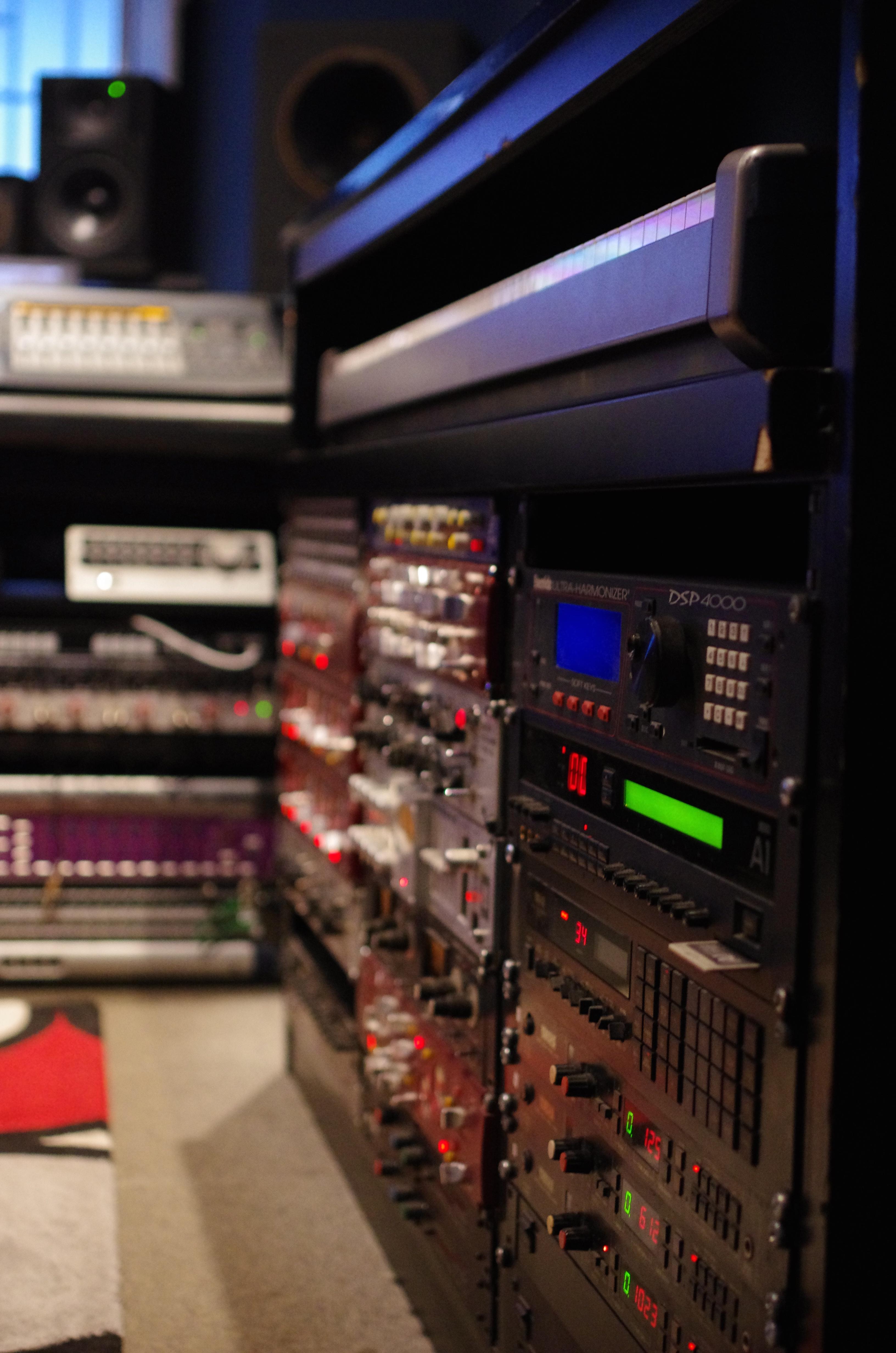 photo millenium audio recording 6