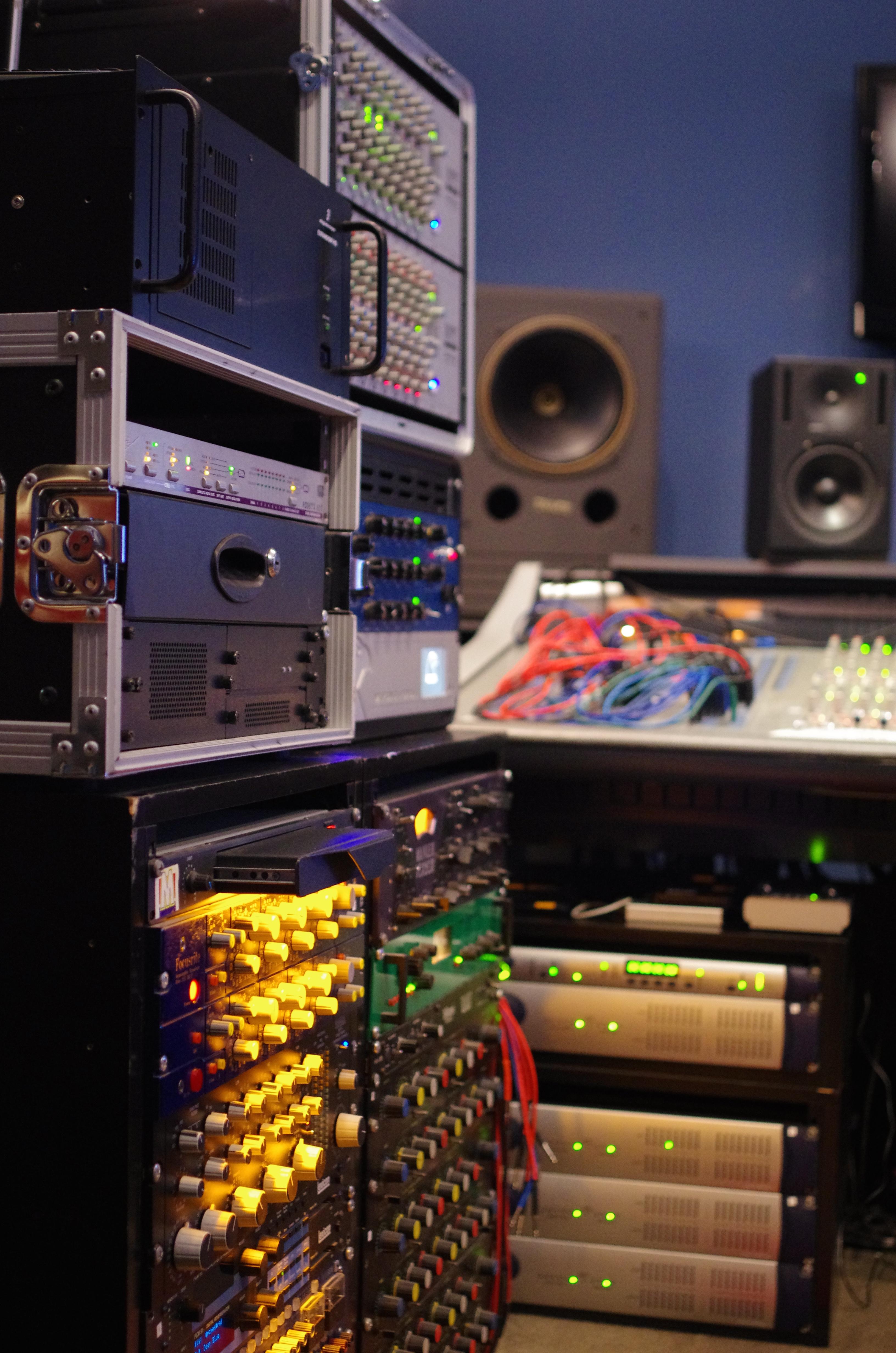 photo millenium audio recording 7