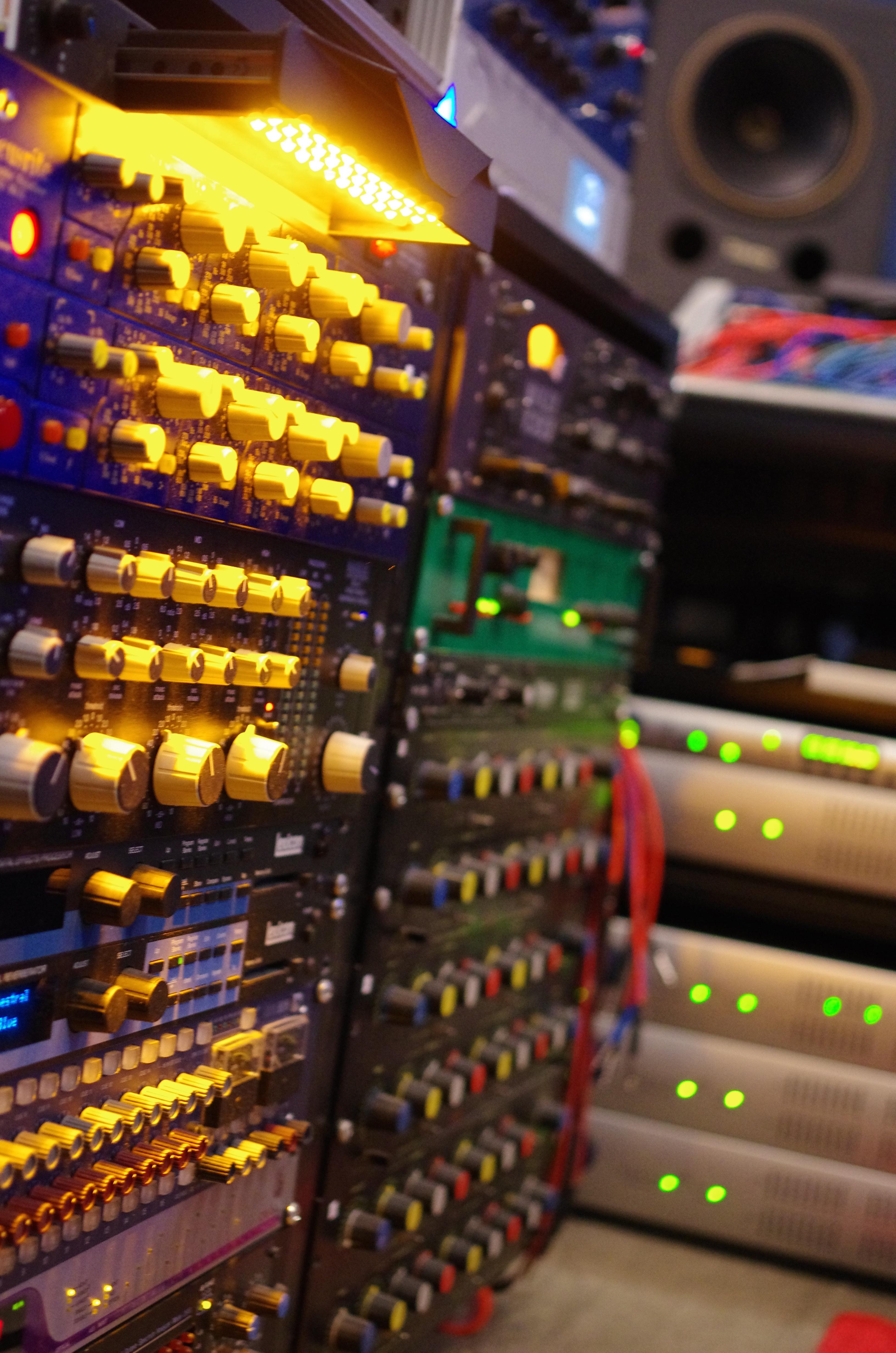 photo millenium audio recording 9