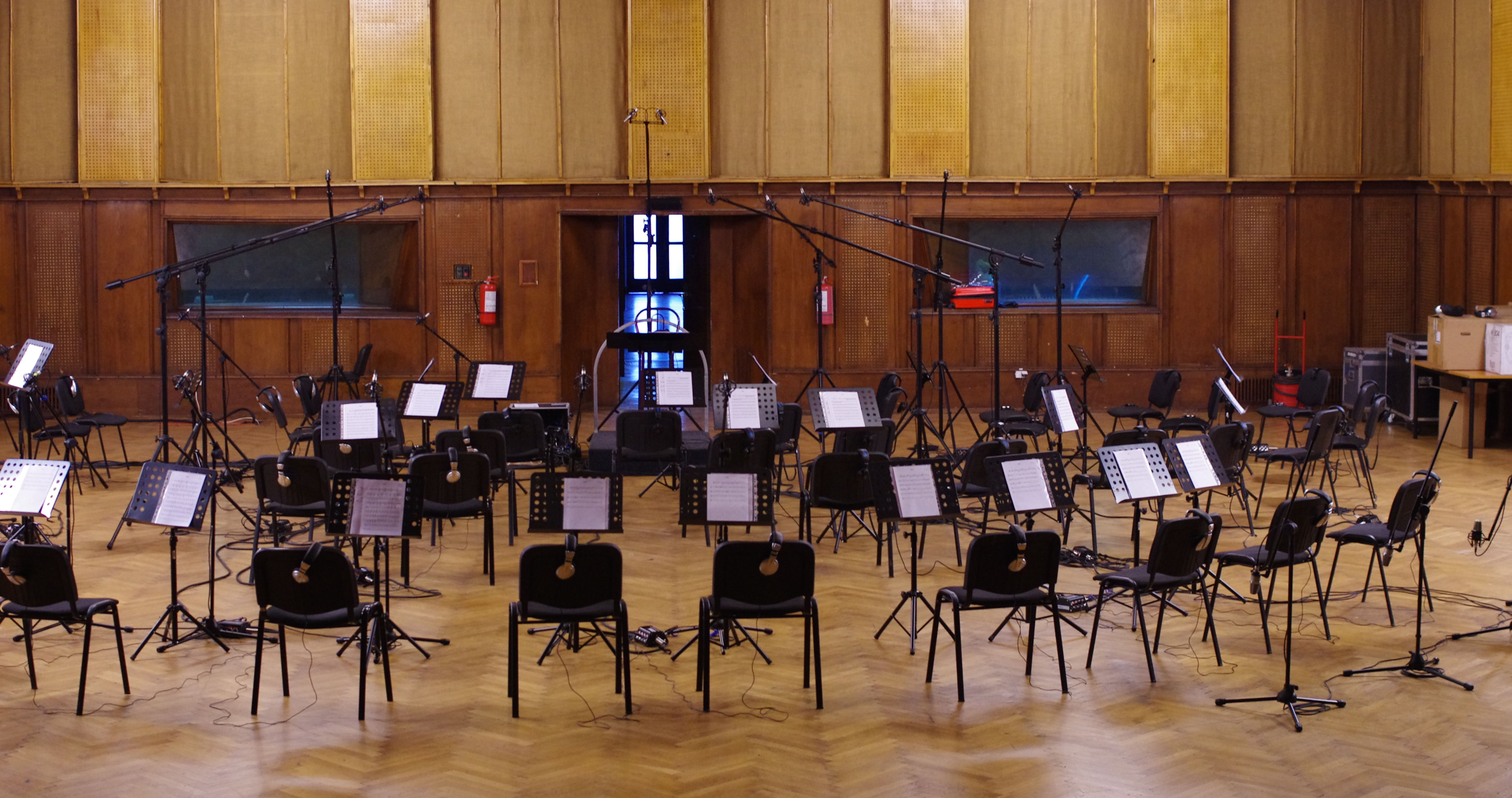 BUCHAREST RECORDING GROUP 2